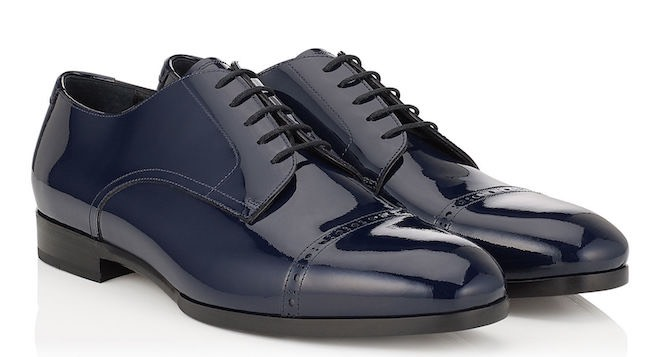 Uomo Jimmy Choo scarpe blu