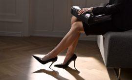 donna tacchi alti