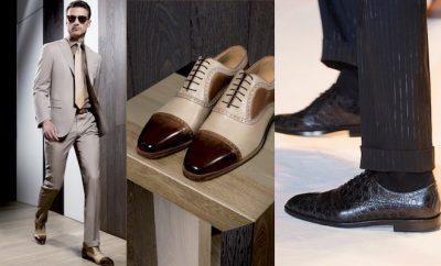 moda uomo scarpe eleganti