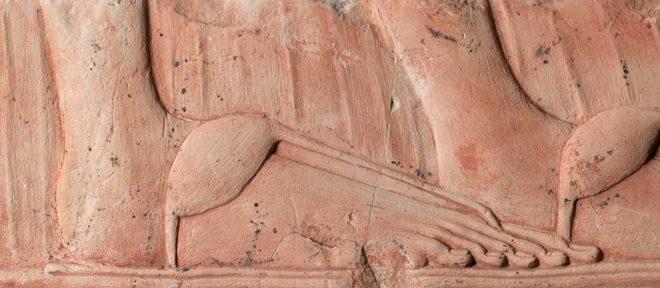 piede egizio