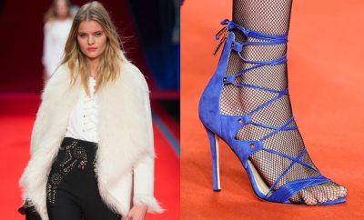 scarpe abiti Elisabetta Franchi inverno 2017