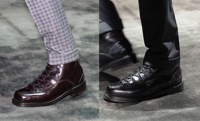 scarpe eleganti stile trekking