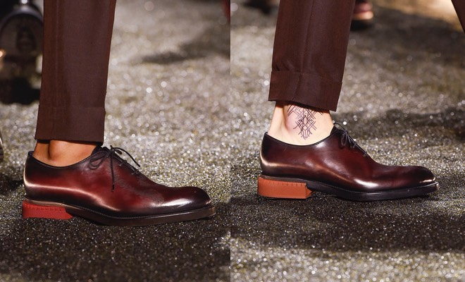 scarpe maschili eleganti inverno 2016