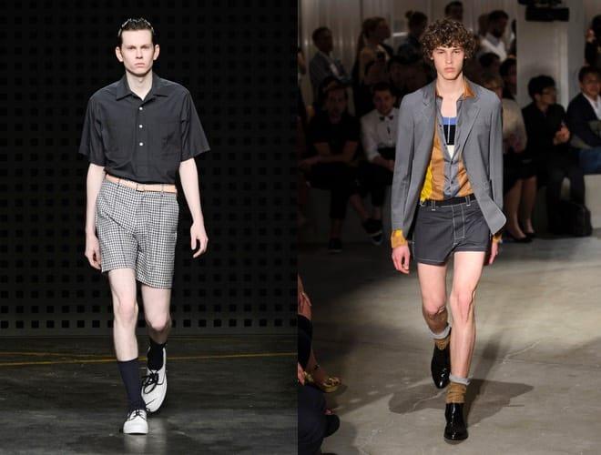 uomo moda estate 2016-pantaloncini