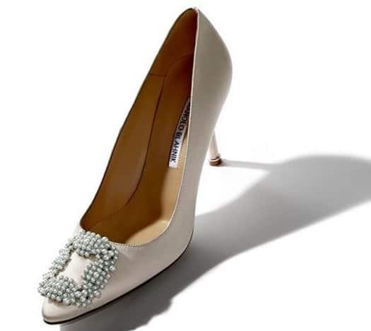 scarpe sposa blanik