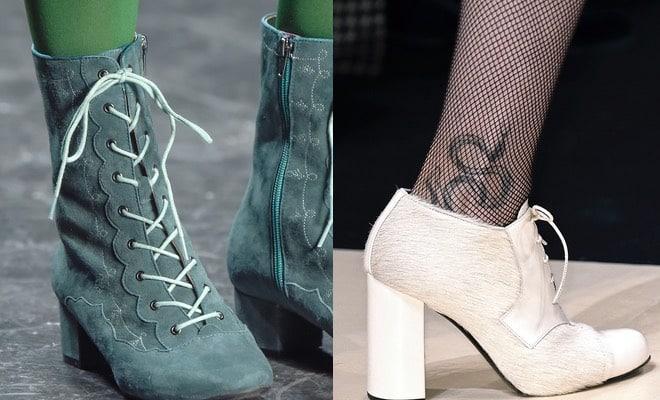Stivali scarpe calze