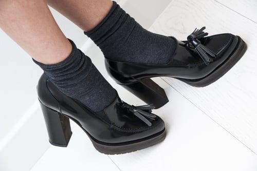 Brunetto Cucinelli scarpe donna inverno