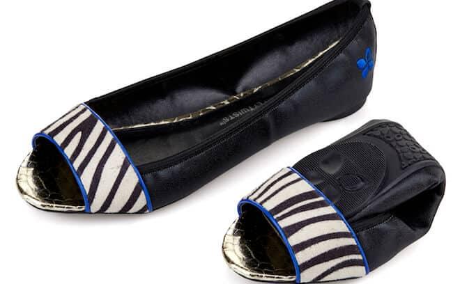 Butterfly Twists sandali pieghevoli