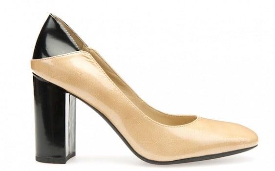 Donna tacco scarpe di Geox
