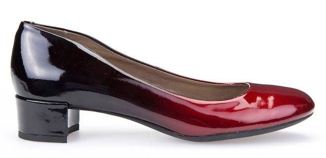 Geox scarpe donna ballerine inverno 2016-2017