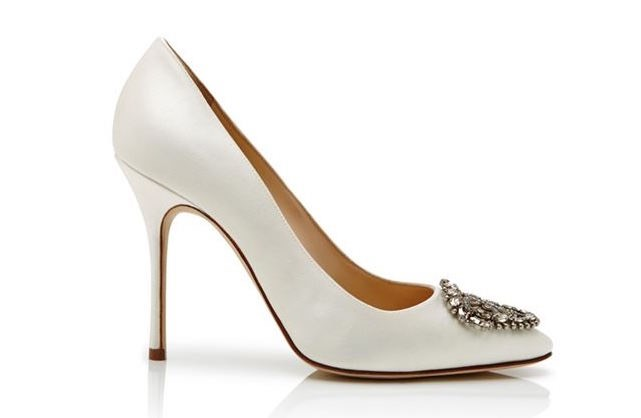 Manolo Blhanik sposa scarpe