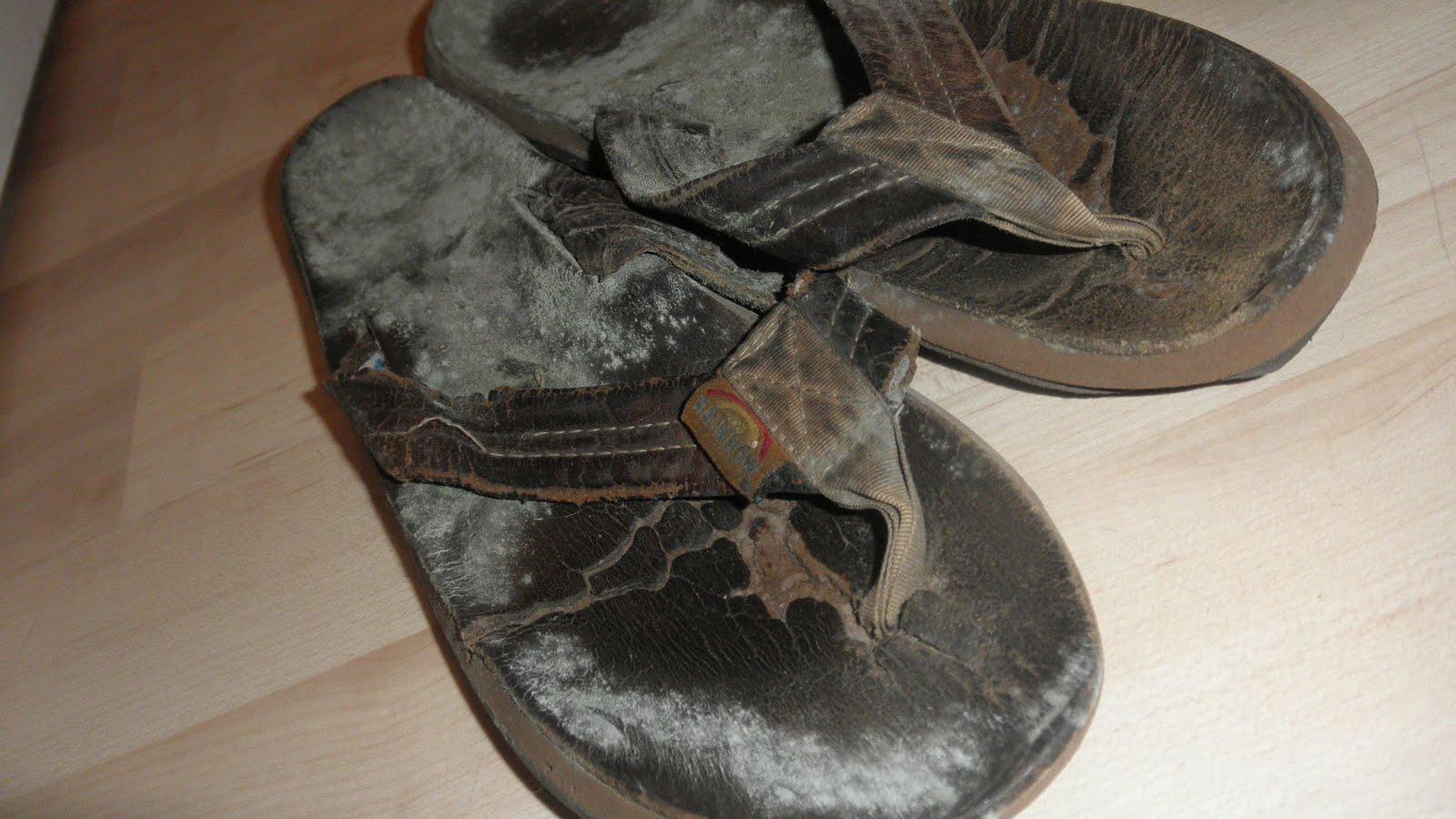 sandali muffa