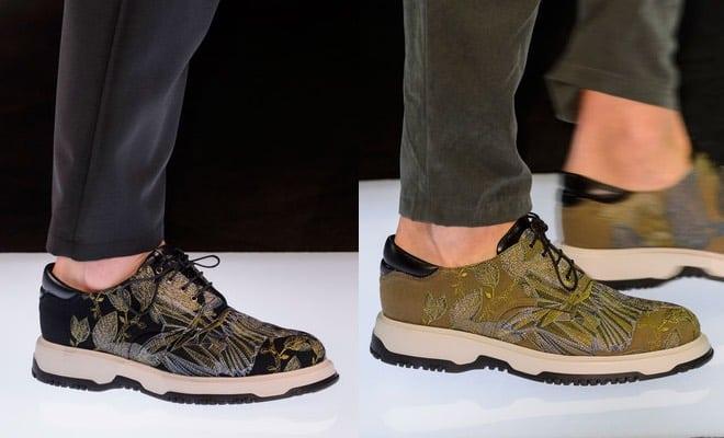 Scarpe sportive E Armani 2017