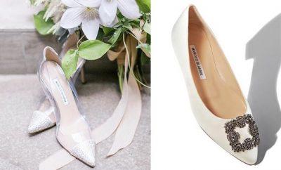 scarpe Sposa blahnik