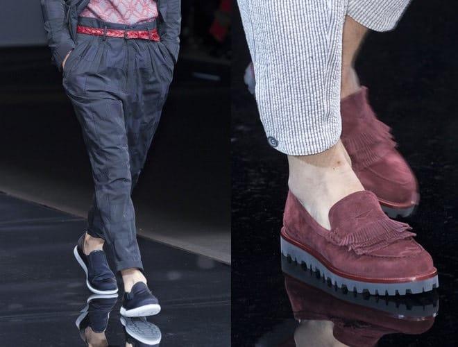 armani scarpe maschili estate 2017