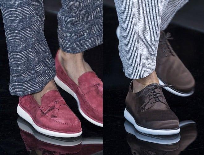 armani scarpe uomo p-e 2017