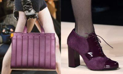 borsa scarpe max mara autunno inverno 2016