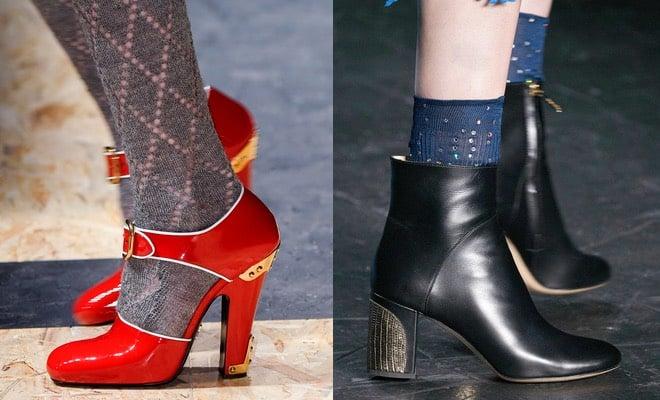 scarpe calze inverno 2016-2017