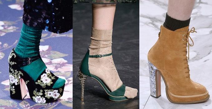 new product bf1ec 63954 Inverno 2016-2017, come abbinare le calze alle scarpe ...
