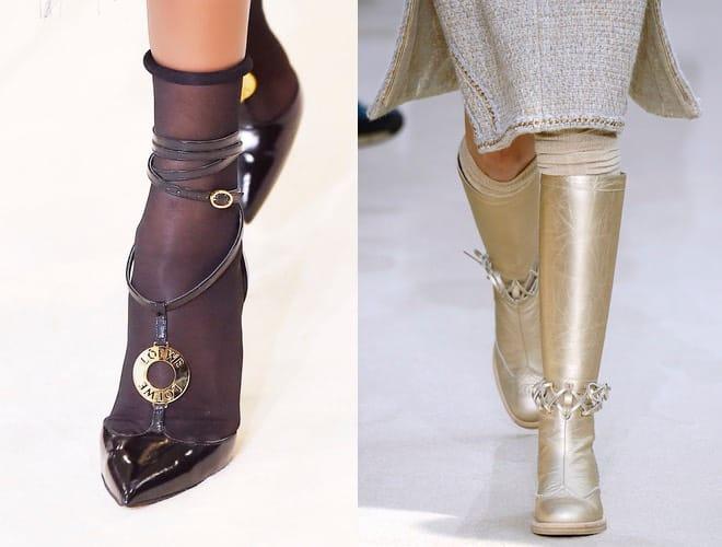 calze scarpe inverno 2017
