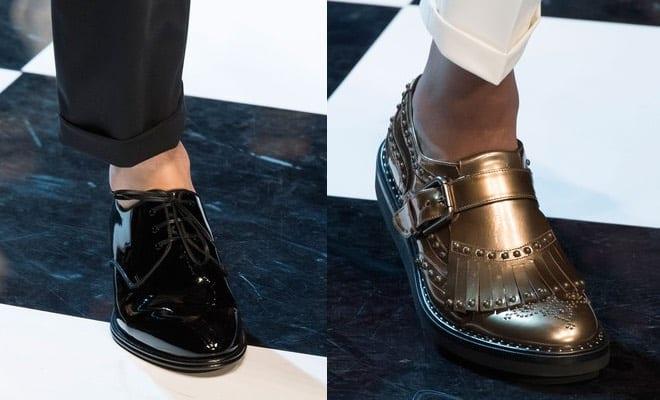 Dolce&Gabbana scarpe uomo p-e 2017