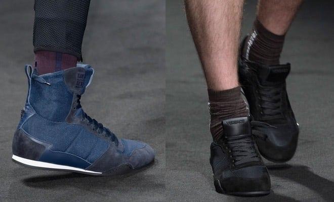 versace scarpe uomo estate 2017