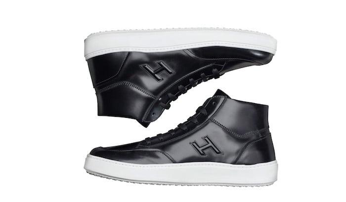 Mid Cut Sneakers Hogan uomo inverno 2016-2017