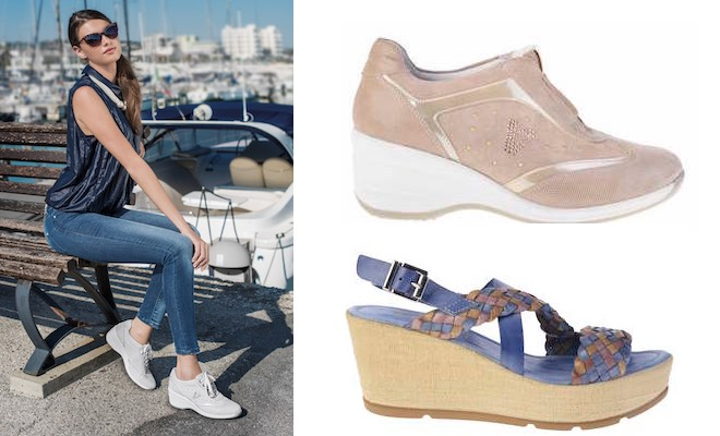f5666541caa81 Valleverde scarpe donna estate 2016. Foto - Scarpe Alte - Scarpe basse