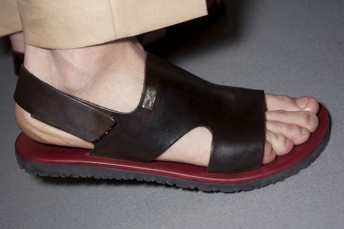 Corneliani sandalo uomo 2016
