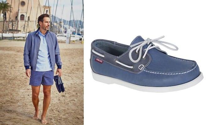 Decathlon scarpe barca uomo