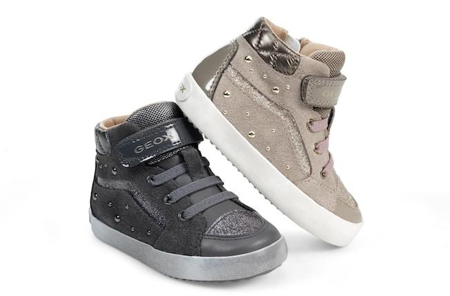 Geox scarpe per bambini e ragazzi autunno inverno 2016 2017