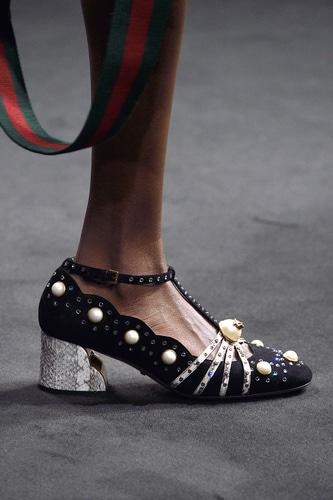 Gucci scarpe donna inverno 2016-2017