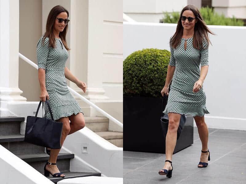 Pippa Middleton luglio 2016