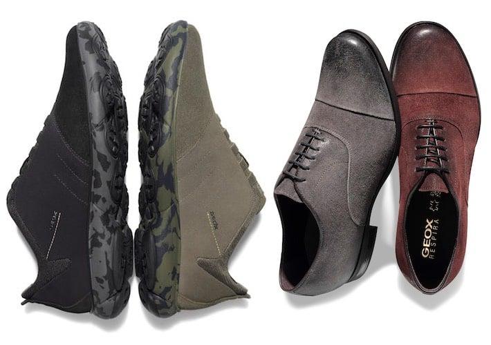 scarpe uomo geox a-i 2016-2017
