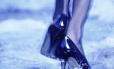scarpe scivolare