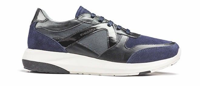 Stonefly Blusoft sneaker invernali blu