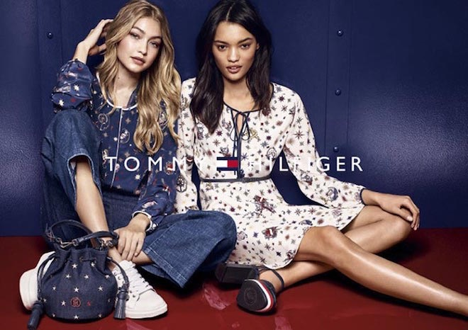Tommy_Hilfiger campagna autunno inverno 2016-2017