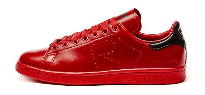 raf-simons-adidas-stan-smith-rosse 2017