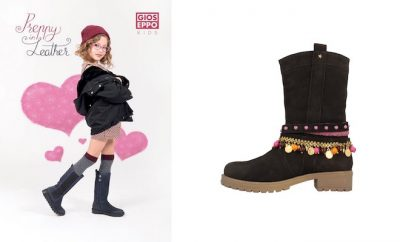 scarpe Gioseppobambina inverno