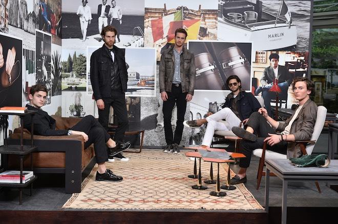 tods_presentazione scarpe abiti Milano