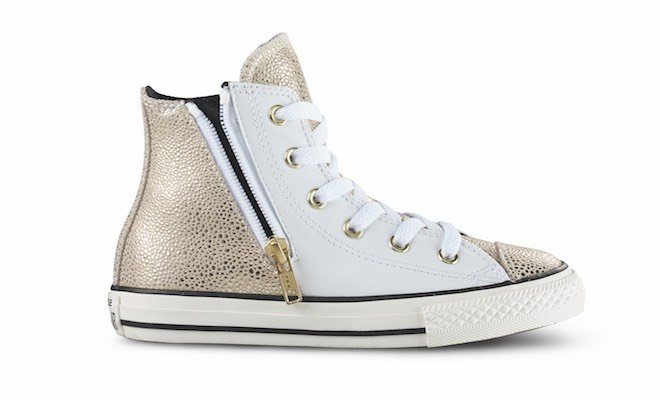 converse all star bambina bianche