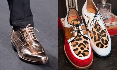 scarpe-uomo eccentriche-oro-e-maculate