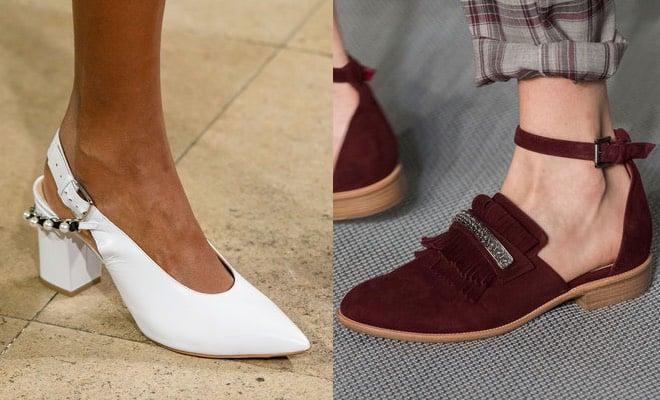 Le scarpe che vanno di moda a Londra bc798b4efa6