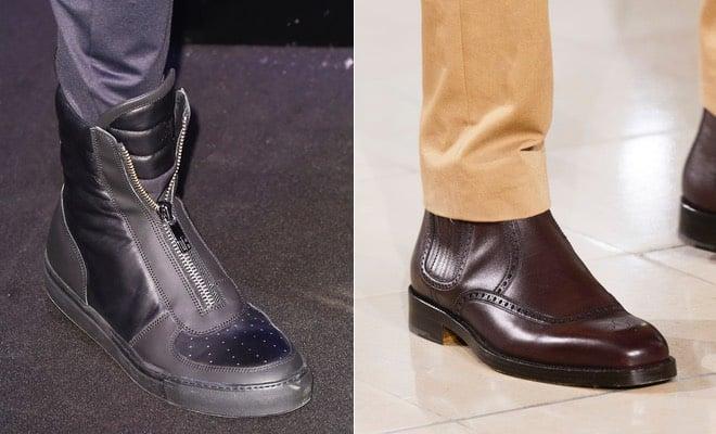 online store 934d3 0b2f8 Stivali uomo inverno 2016 - 2017. Pantaloni dentro o fuori ...