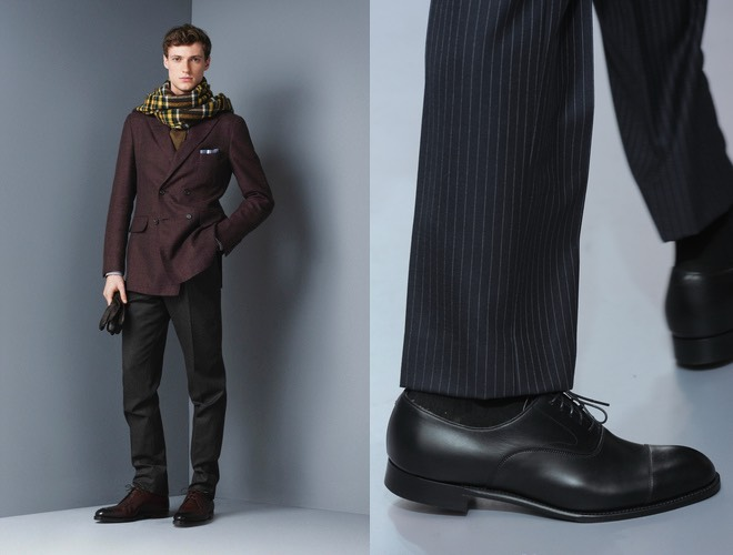 Eccezionale Pantalone grigio, meglio scarpe nere o scarpe marroni? - Scarpe  PZ91