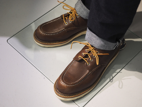 Woolrich-scarpe jeans uomo