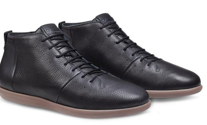 Alte scarpe Scarpe uomo 5 modelli scelti Geox nere da noi Rnqx6Hp