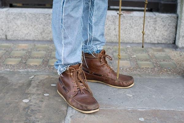 Street Style londra scarpe