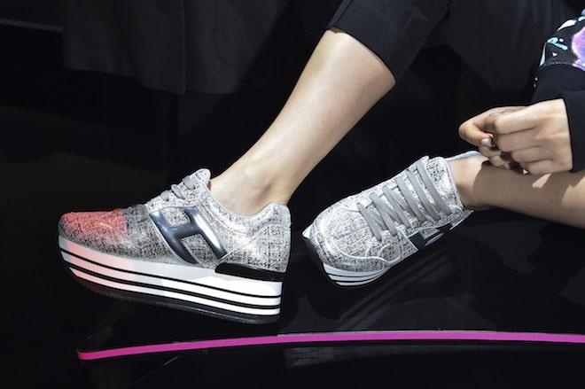 Hogan scarpe donne primavera estate 2017