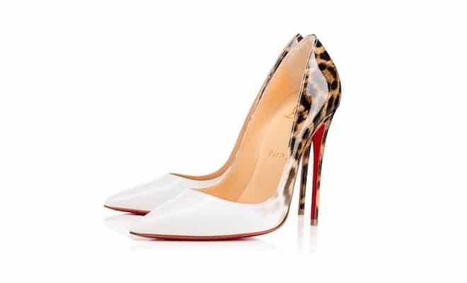 louboutin scarpe donne